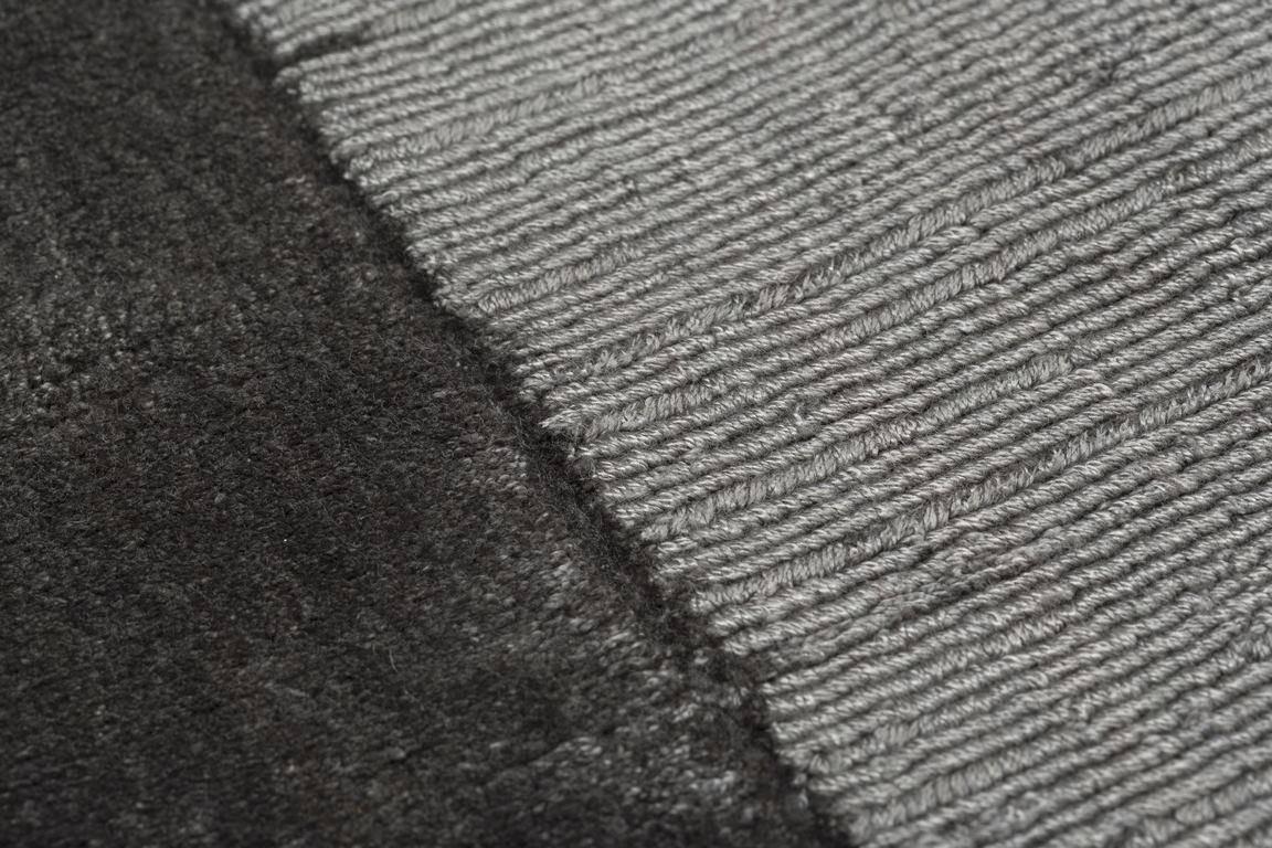 Dywan Carpet Decor Aracelis Steel Gray Handmade Collection