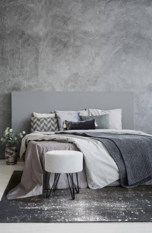 Dywan Carpet Decor Galaxy Steel Gray 160 x 230