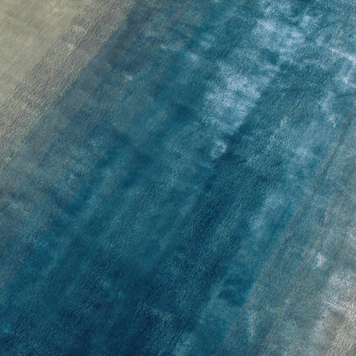 Dywan Carpet Decor Geos Light Blue Handmade Collection