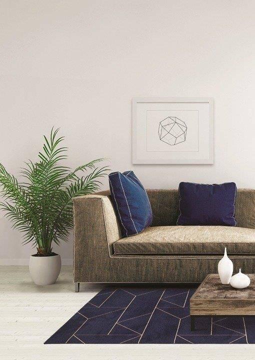 Dywan Carpet Decor Marlin Indigo 160x230