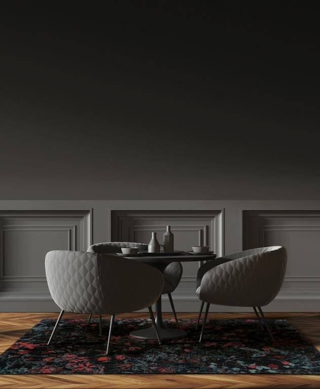 Dywan Carpet Decor Secret Black 160 x 230