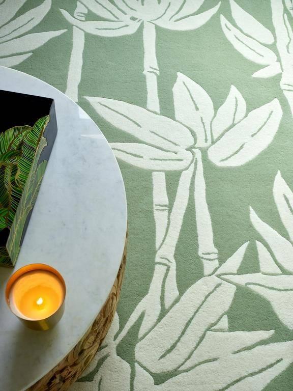 Dywan Florence Broadhurst Japanese Bamboo Jade 039507