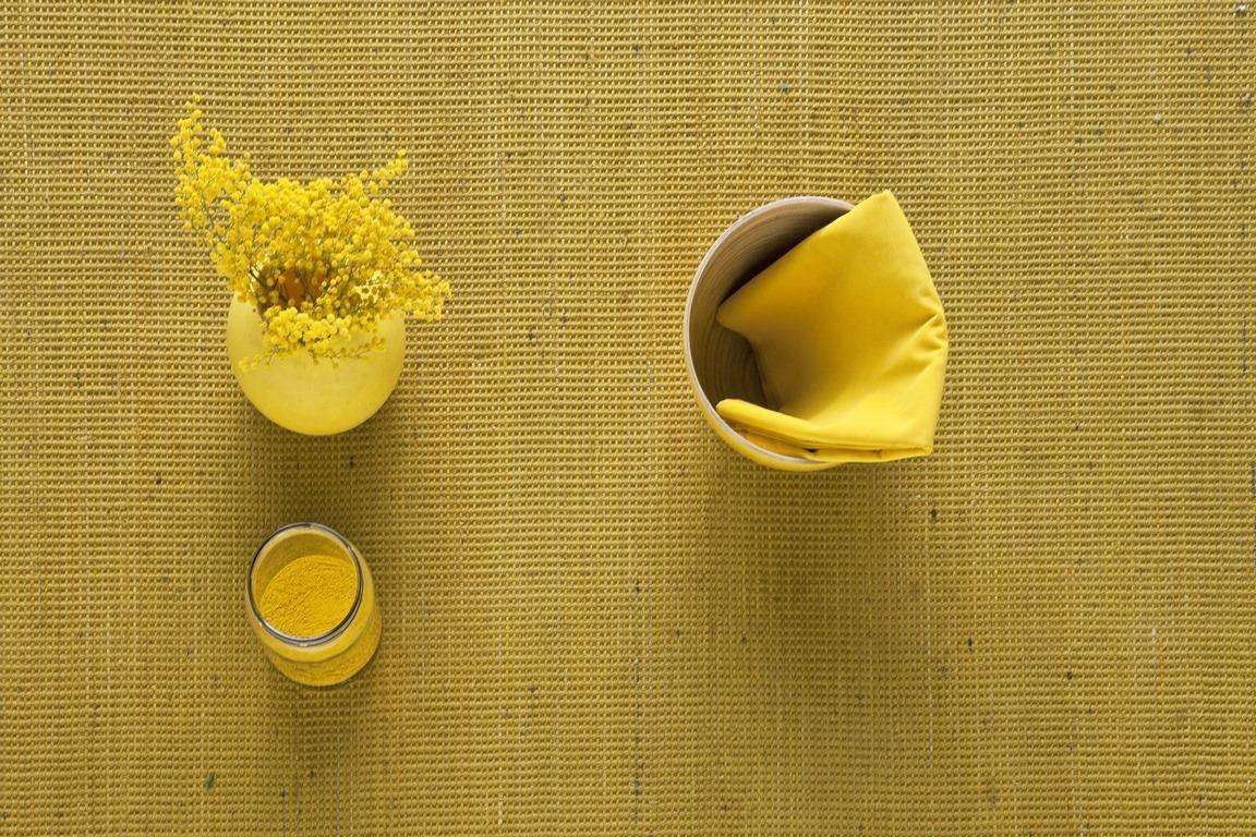 Dywan Nanimarquina Tatami Yellow