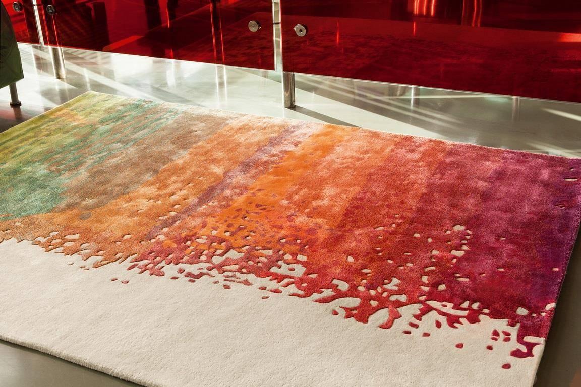 Dywan Serge Lesage Cosmic Iridescent-Colored