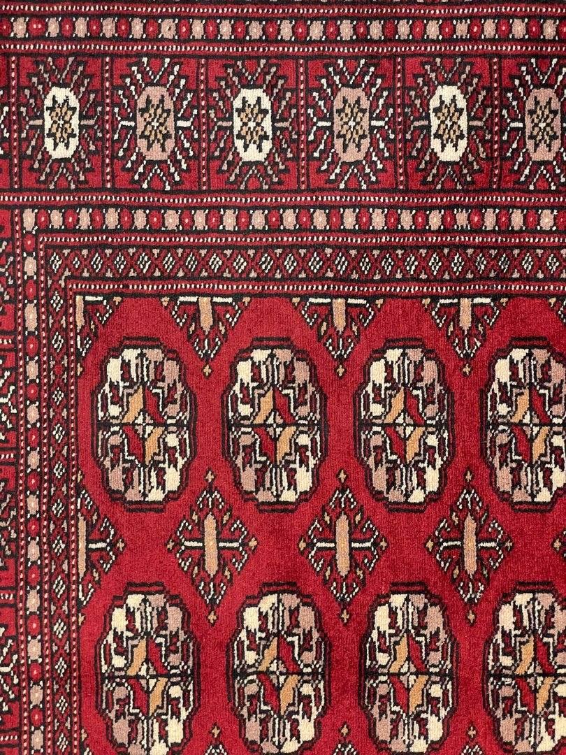 Dywan Wełniany Pakistan Bokhara Red 124 x 178