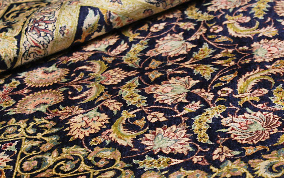 Dywan jedwabny  Ghom Silk 1101085 131x196cm