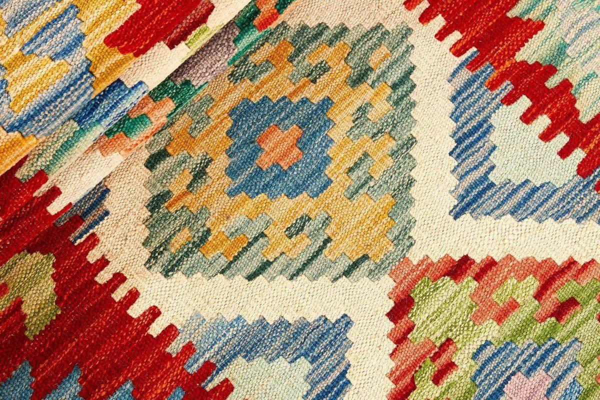 Dywan kilimowy  Afghan Kelim 1413606 78x292cm
